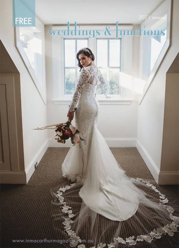 In Macarthur Magazine Weddings 2021