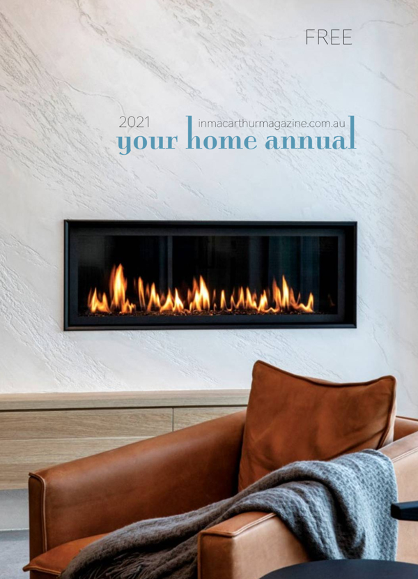 In Macarthur Magazine Your Home 2021